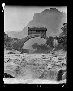Duke University Libraries in 2008 launched the Sidney D. Gamble Photographs collection of about images taken primarily in China between 1917 and. China Architecture, Ancient Chinese Architecture, Vintage Architecture, Amazing Architecture, Chinese Bridge, Procter And Gamble, Changsha China, China People, Visit China