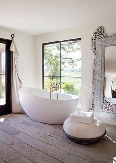 To die for. Bath tub heaven