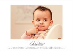 Kinder Portrait, Essen schmackt mal wieder nicht. :-)