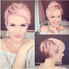 #pixiehaircut • Instagram photos and videos