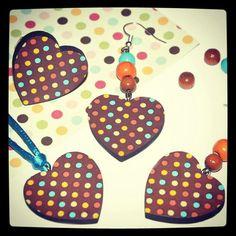 Mintapalinta POP pöttyös szett   wooden set with dots