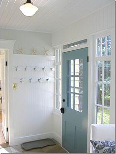 painted indoor barn door - Google Search