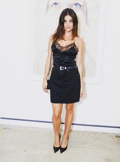 Julia Restoin Roitfeld: Friend To Art AndFashion - Journal - I Want To Be A Roitfeld