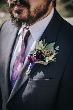Galaxy Styled Shoot - wctmphotography - We Choose the Moon Photography - Galaxy Styled Shoot - wctmphotography Galaxy Tie Best Wedding Suits For Groom, Wedding Groom, Wedding Chuppah, Galaxy Wedding, Starry Night Wedding, Space Wedding, Dream Wedding, Farm Wedding, Bridal Pictures