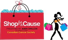 "is inviting the public to participate in the inaugural ""Shop for a Cause"" charity shopping event on Nov in support of the Cancer Society Charity Event, Personality, Cancer, Public, Shopping, Fashion, Moda, La Mode, Fasion"