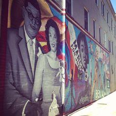DC, U Street mural