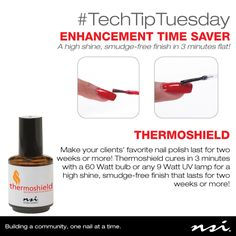 ‪#‎TechTipTuesday‬ We are talking Top Coats, Thermoshield has been a NSI hot product for years.