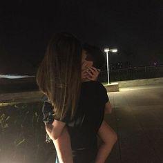 Imagem de love, couple, and kiss