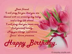 Bible verse birthday cards birthdays birthday greetings and happy share this on whatsappdo you need some inspirational christian birthday wishes for your friend co worker or family here we wrote some samples of m4hsunfo