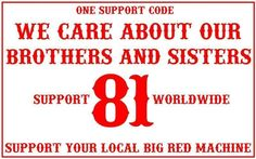 Support 81 - Click Image To Join Support 81 On Facebook