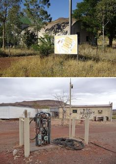 6 Ghost Towns and Abandoned Cities of Oceania - Mesothelioma Treatments Abandoned Cities, Big Town, Ghost Towns, Western Australia, Places Ive Been, Outdoor Structures, Archaeology, Maps, Scary