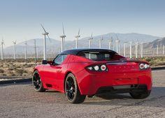Tesla Roadster : une nouvelle génération plus rapide