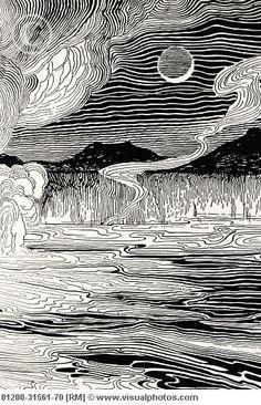 Don Blanding. 1930