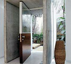 porta vidro pivotante