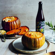The Beer Kitchen recipes: from ale-roast goose to chocolate pots with kriek cranberries Christmas Roast Goose, Beer Kitchen, Cooking With Beer, Chocolate Pots, Vegetarian Chocolate, Kitchen Recipes, Cheddar, Finger Foods, Macaroni