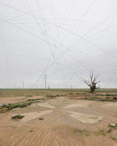 Satellites from the ground by Nathan Yau #datavis #visualization