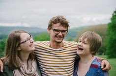 Grown Up Kids, Family Photoshoot, South Wales | Mustard Yellow Photography