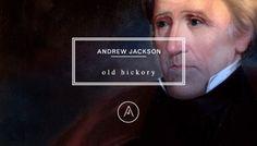 Branding the Presidents: Andrew Jackson