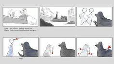 Matt Jones: Storyboard Test