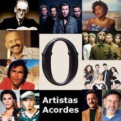 Acordes D Canciones: O (Lista de Artistas con Acordes)