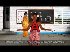 Everyone For Samoa - Samoan language Children's DVD!