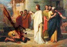 JESÚS PAN Y VIDA: Lectura del santo evangelio según san Lucas (11,15...