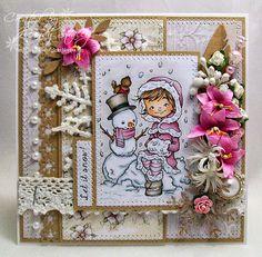 Let It Snow - Whiff of Joy Inspirations- & Tutorialblog