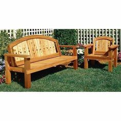 Woodworking For Kids Arched Bench and Chair : Large-format Paper Woodworking Plan from WOOD Magazine Woodworking Projects For Kids, Learn Woodworking, Woodworking Workbench, Popular Woodworking, Woodworking Furniture, Diy Wood Projects, Woodworking Crafts, Woodworking Patterns, Woodworking Basics