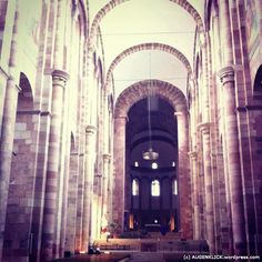 The cathedral of Speyer