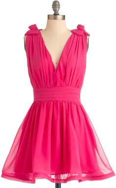 Anything Flamingos Dress