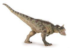 Papo - Carnotaurus, figura de dinosaurio pintada a mano (2055032): Amazon.es: Juguetes y juegos