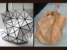 Bilbao, Interior Lighting, Lighting Design, 3d Printed Objects, Wooden Bag, Origami And Kirigami, Folding Stool, Fabric Art, Food Storage