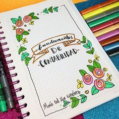 Pin by faith arceo on drawing school notebooks, bullet journal, school note Bullet Journal School, Bullet Journal Ideas Pages, Bullet Journal Inspiration, Pretty Notes, Sketch Note, Drawing School, School Notebooks, Bulletins, Hand Lettering