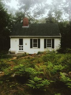 Can this just be my weekend house in the woods?