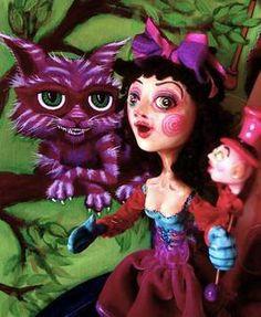 Sheri Debow  Painter Sculptor Dollmaker