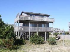 Outer Banks Vacation Rentals   Waves Vacation Rentals   Sunjammer #244   (4 Bedroom Oceanfront House)