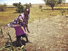 Try telling Maasai farmer, Dorcas, in Kenya's Rift Valley that climate change doesn't exist. They haven't had rain for weeks. Radio can deliver information for Climate Action to rural and urban areas alike in local languages.