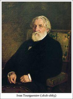 Ivan Tourgueniev (18