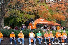 Tennessee Tailgating  #fanatics #ultimatetailgate