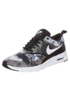 b7a1394bea AIR MAX THEA - Sneaker - black/white-dark grey Schwarz, Air Max. Zalando  Shop