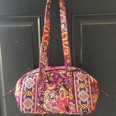 Vera Bradley bag, gorgeous shape Vera Bradley bag, brand new Vera Bradley Bags Shoulder Bags