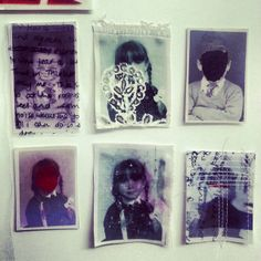 Love the variations on images by Emma Parker, Stitch Therapy