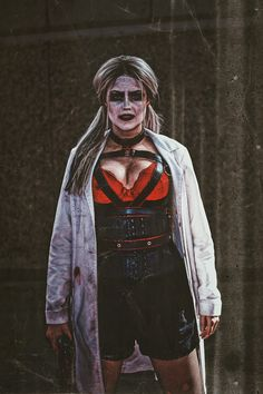 ANNESTYLED as Harley quinn ❤️