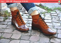 Black Weekend SALE Armada  Womens Fall Boots by JuliaBoShoes