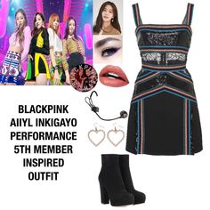 661 Likes, 23 Comments - 𝐁𝐥𝐚𝐜𝐤𝐩𝐢𝐧𝐤 𝟓𝐭𝐡 Kpop Fashion Outfits, Fashion Idol, Blackpink Fashion, Ulzzang Fashion, Korean Outfits, Korean Fashion, Other Outfits, Stage Outfits, Dance Outfits