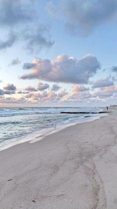 Strand Wallpaper, Sunset Wallpaper, Iphone Background Wallpaper, Landscape Wallpaper, Phone Backgrounds, Light Blue Aesthetic, Nature Aesthetic, Beach Aesthetic, Pretty Sky