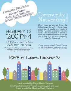 Community Networking Lunch - February