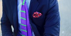 9 Tips How to Wear a Pocket Square