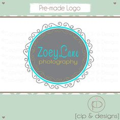 CIPandDesigns on Etsy Photography Logos, Logo Design, Personalized Items, Unique Jewelry, Handmade Gifts, Etsy, Kid Craft Gifts, Craft Gifts, Costume Jewelry
