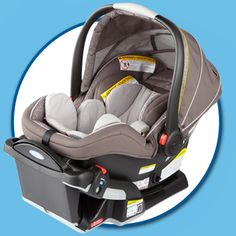 Check Out The Newest Graco Car Seat SnugRide Click Connect 40 Configurations Gracosafety
